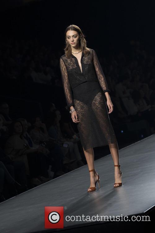 Madrid Fashion Week Spring, Summer, Roberto Torretta and Catwalk 6