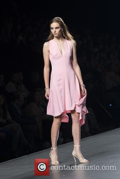 Madrid Fashion Week Spring, Summer, Roberto Torretta and Catwalk 9