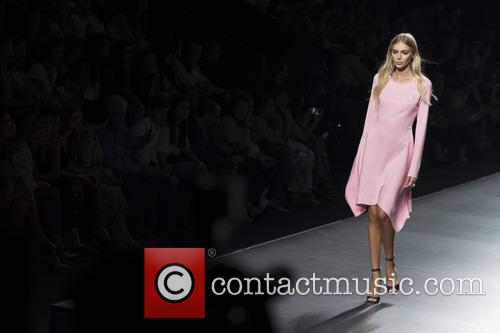 Madrid Fashion Week Spring, Summer, Roberto Torretta and Catwalk 11