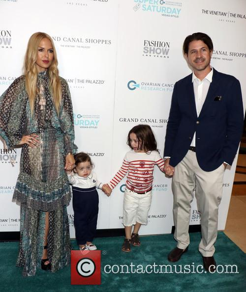 Rachel Zoe hosts the Ovarian Cancer Research Fund's...