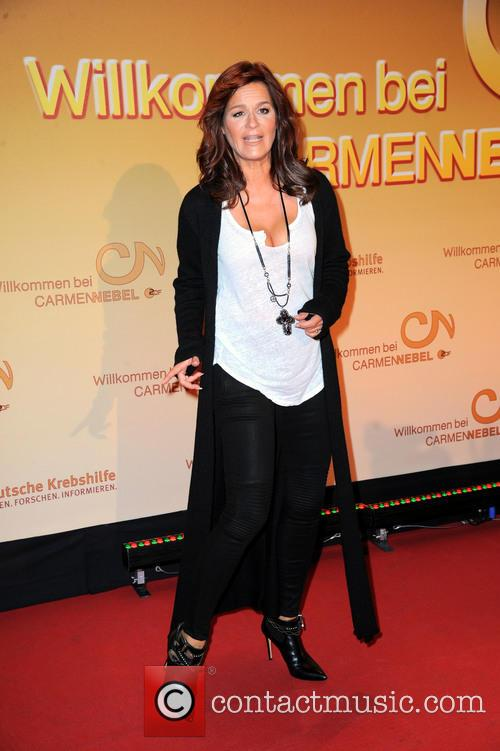 Carmen Nebel and Andrea Berg 1