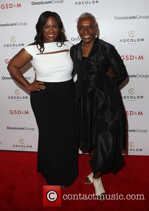 Tiffany R. Warren and Bethann Hardison 1