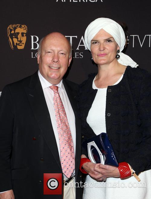 Julian Fellowes and Emma Joy Kitchener 3
