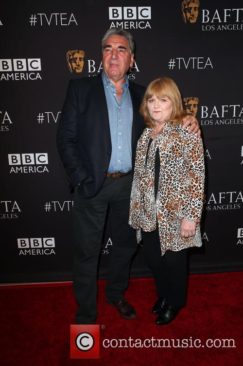 Jim Carter and Lesley Nicol 2