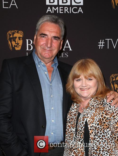 Jim Carter and Lesley Nicol 3