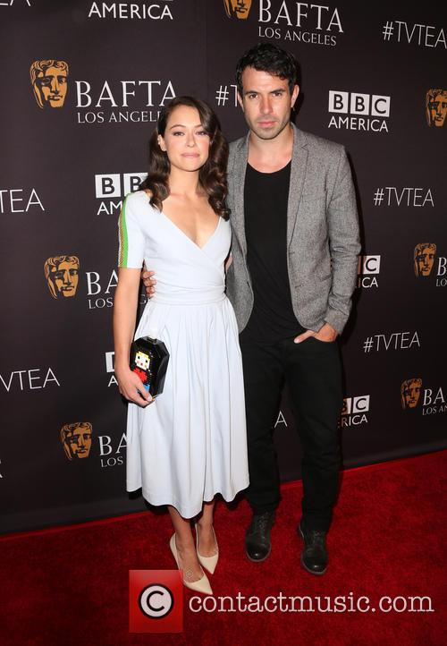 Tatiana Maslany and Tom Cullen 3