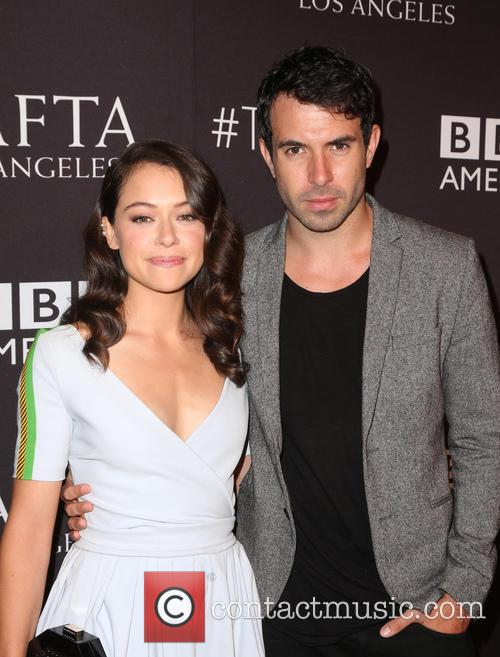 Tatiana Maslany and Tom Cullen 4