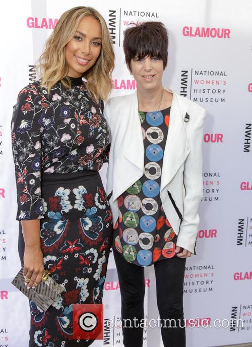 Leona Lewis and Diane Warren 2