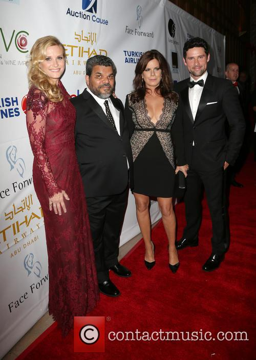 Bonnie Summerville, Luis Guzman, Marcia Gay Harden and Benjamin Hollingsworth 1