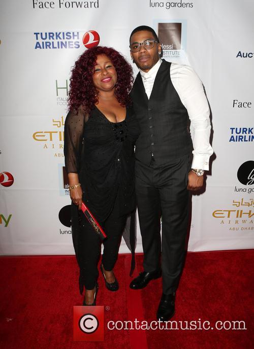 Chaka Khan and Nelly 2