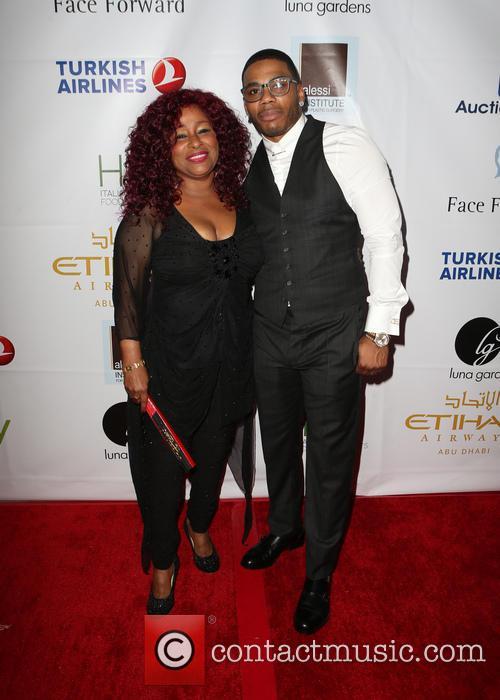 Chaka Khan and Nelly 3