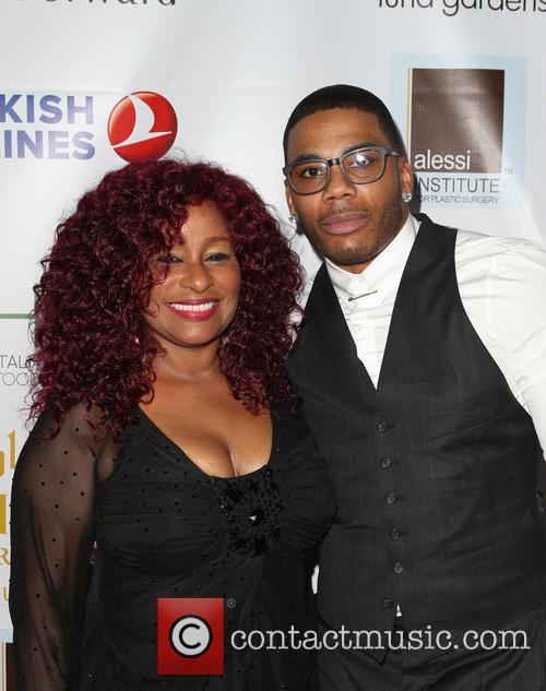 Chaka Khan and Nelly 1