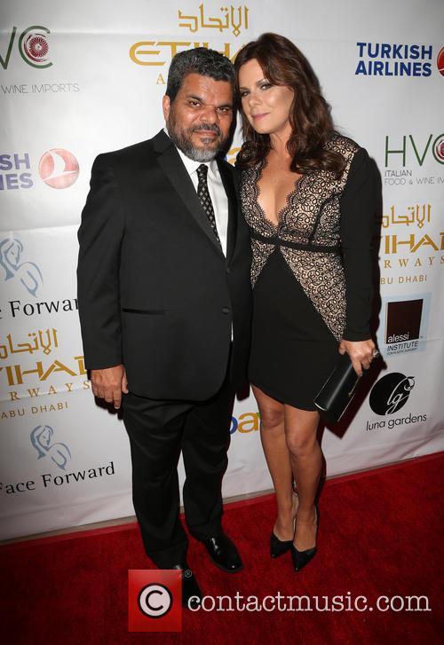 Luis Guzman and Marcia Gay Harden 3
