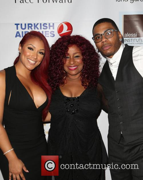Shantel Jackson, Chaka Khan and Nelly 4
