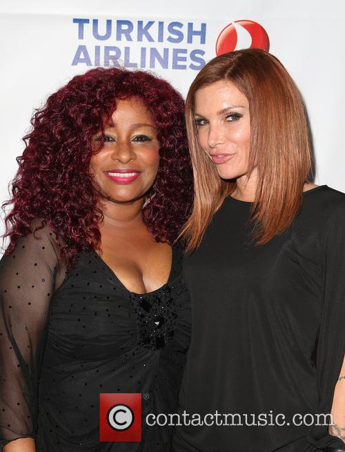 Chaka Khan and Eden Sassoon 4