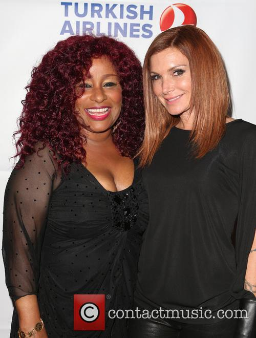 Chaka Khan and Eden Sassoon 5