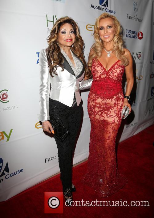 La Toya Jackson and Deborah Alessi 3