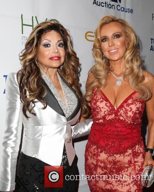 La Toya Jackson and Deborah Alessi 4