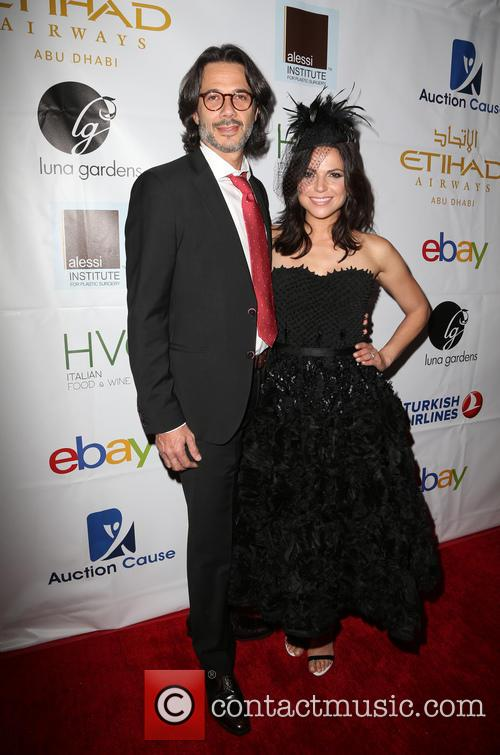 Fred Di Blasio and Lana Parrilla 2