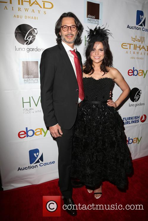 Fred Di Blasio and Lana Parrilla 3