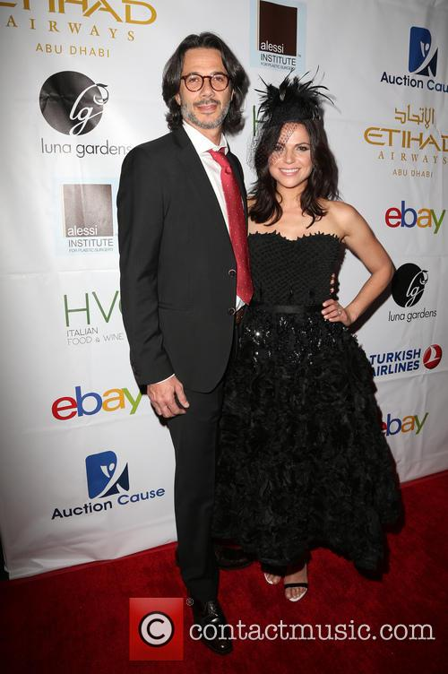 Fred Di Blasio and Lana Parrilla 4