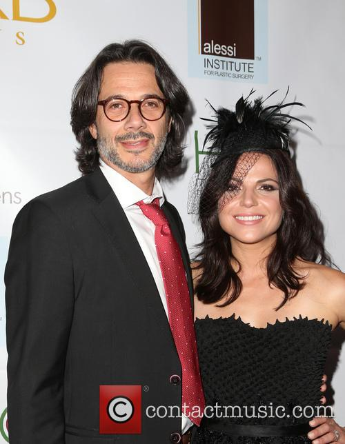 Fred Di Blasio and Lana Parrilla 5
