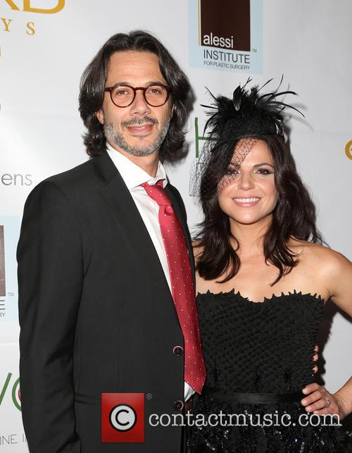 Fred Di Blasio and Lana Parrilla 1