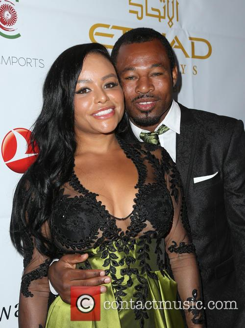 Shane Mosley and Guest 1