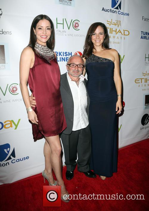 Emmanuelle Vaugier, Richard Howland and Anna Silk 3