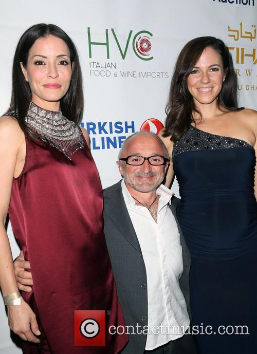 Emmanuelle Vaugier, Richard Howland and Anna Silk 4