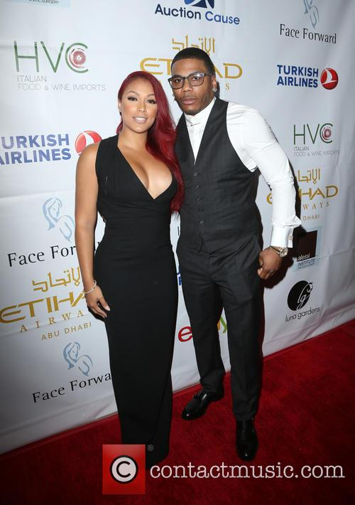 Shantel Jackson and Nelly 2
