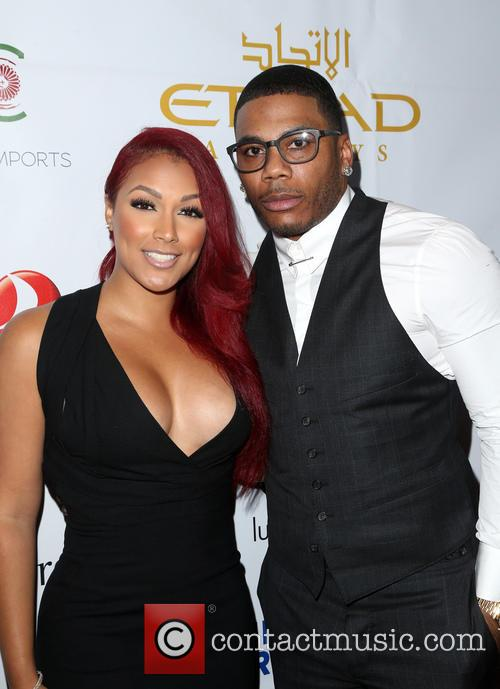 Shantel Jackson and Nelly 4