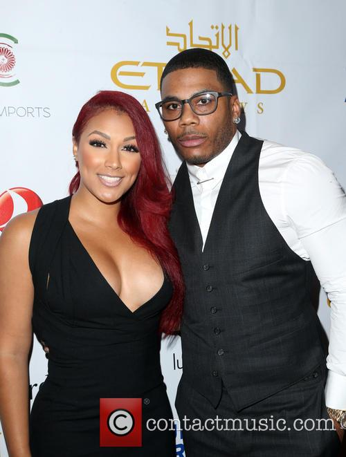 Shantel Jackson and Nelly 5