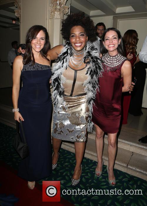 Anna Silk, Macy Gray and Emmanuelle Vaugier 2