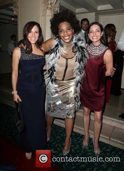 Anna Silk, Macy Gray and Emmanuelle Vaugier 3