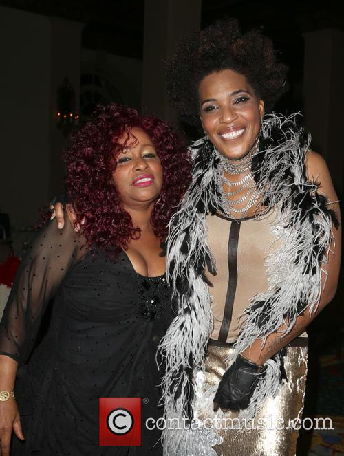 Chaka Khan and Macy Gray 2