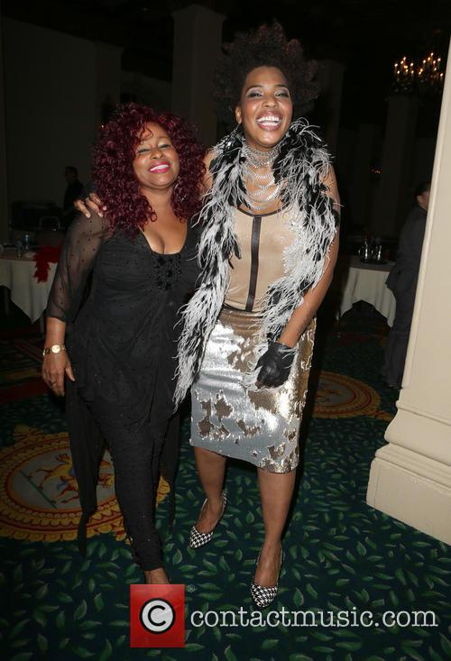 Chaka Khan and Macy Gray 4