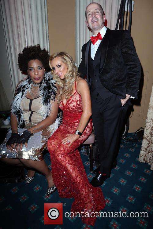 Macy Gray, Deborah Alessi and Dr. David Alessi 2