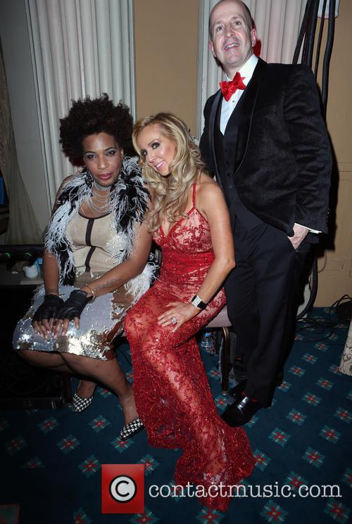 Macy Gray, Deborah Alessi and Dr. David Alessi 3
