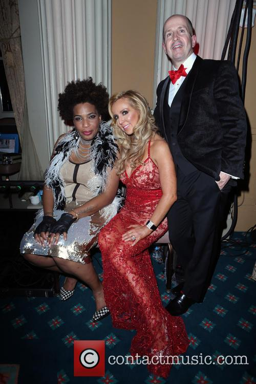 Macy Gray, Deborah Alessi and Dr. David Alessi 4