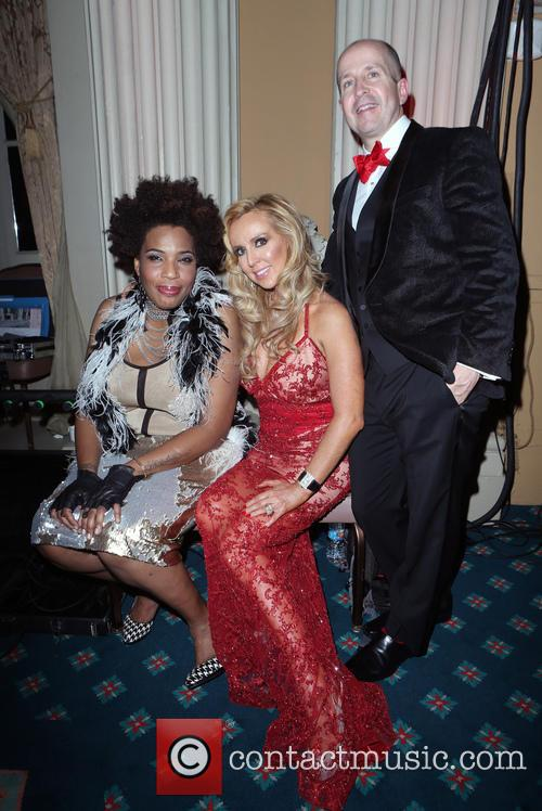 Macy Gray, Deborah Alessi and Dr. David Alessi 1