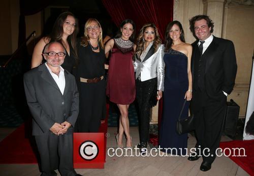 Richard Howland, Nicole Sullivan, Emmanuelle Vaugier, La Toya Jackson, Anna Silk and Seth Cooperman 5