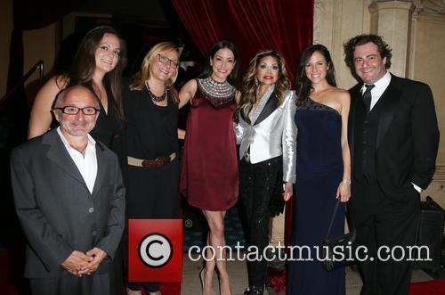 Richard Howland, Nicole Sullivan, Emmanuelle Vaugier, La Toya Jackson, Anna Silk and Seth Cooperman 6