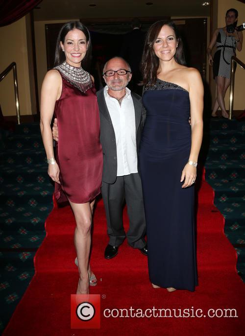 Emmanuelle Vaugier, Richard Howland and Anna Silk 2