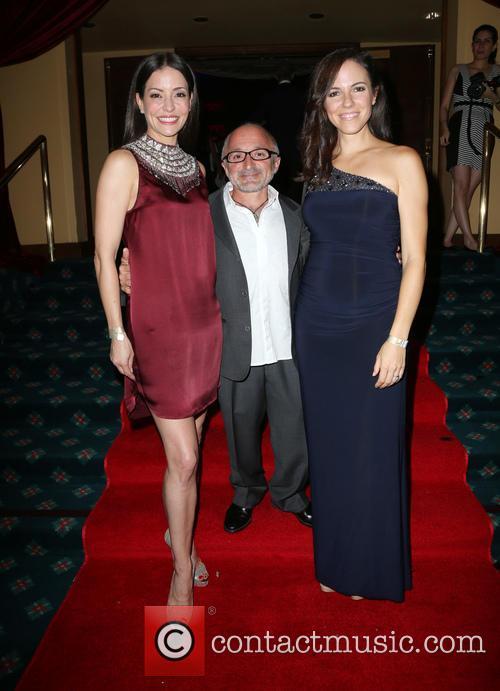 Emmanuelle Vaugier, Richard Howland and Anna Silk 3