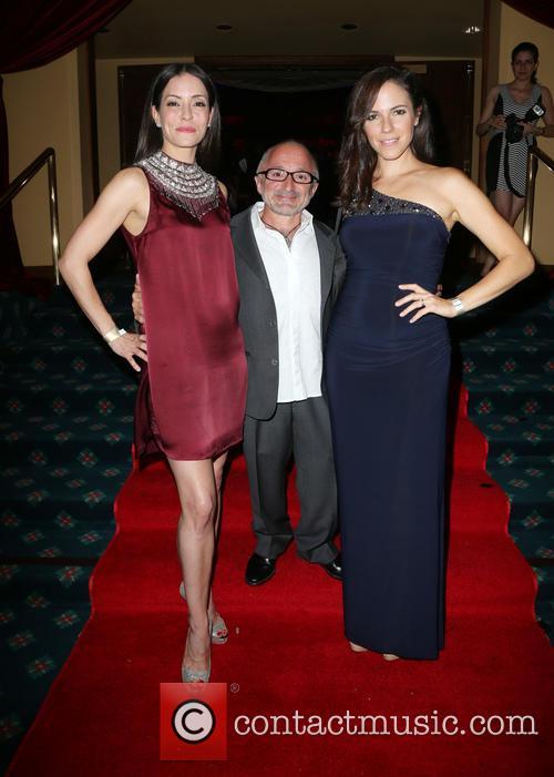 Emmanuelle Vaugier, Richard Howland and Anna Silk 7