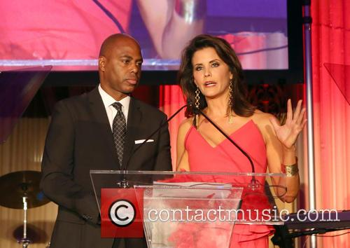 Moulin Rouge, Kevin Frazier and Lu Parker 6