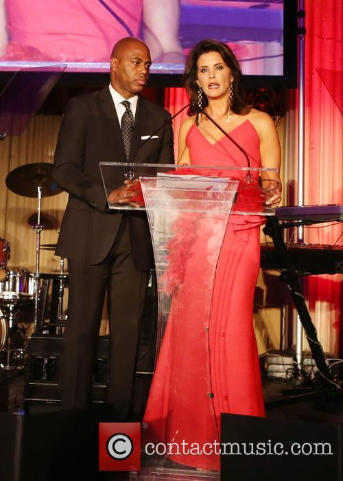 Moulin Rouge, Kevin Frazier and Lu Parker 7