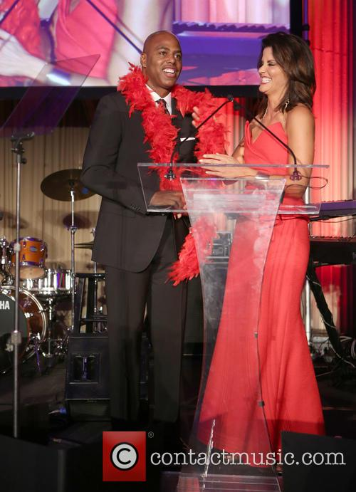 Moulin Rouge, Kevin Frazier and Lu Parker 9