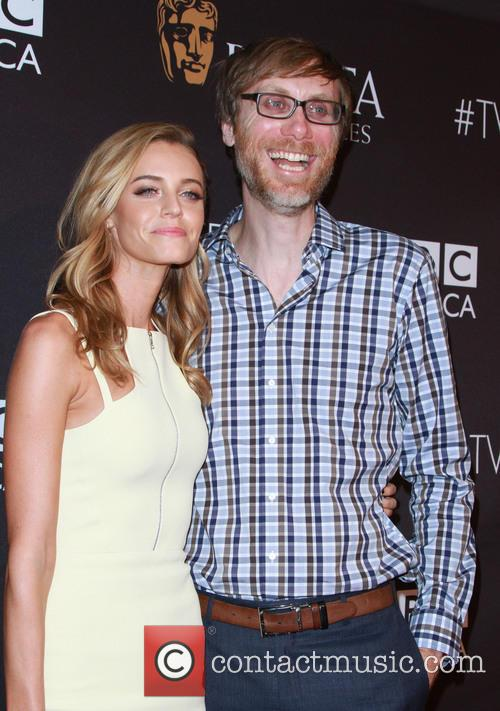 Christine Marzano and Stephen Merchant 4